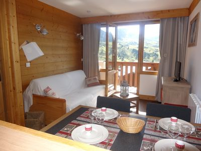 Photo for Belle Plagne Les Nereïdes Apartment 2 rooms of 4/5 pers. 3 crystals