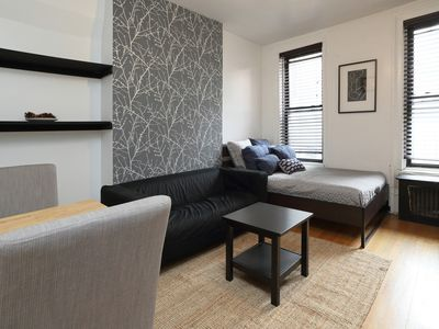 Photo for Studio apartment 1.4 km from the center of New York with Internet, Air conditioning (983296)