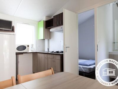 Photo for Camping l'Orée Ocean **** - Maeva Camping - Mobile home 3 rooms 4 people
