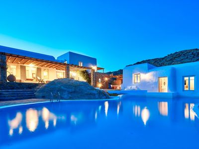 Photo for BlueVillas | Villa Selena | Infinity pool & open-air jacuzzi with unlimited view