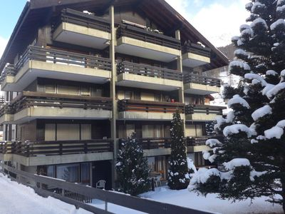 Photo for Apartment Amara  in Zermatt, Valais - 2 persons, 1 bedroom