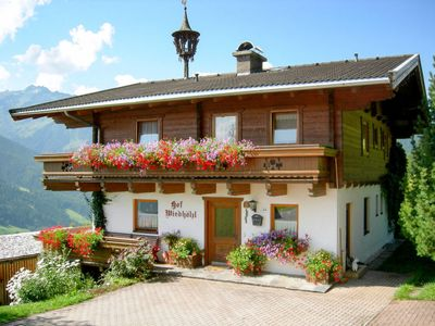 Photo for Apartment Haus Wiedhölzl (BMG142) in Bramberg am Wildkogel - 6 persons, 3 bedrooms