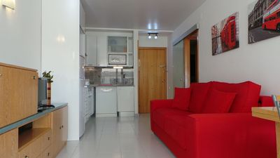 Photo for 1 bedroom apartment for 2/4 people in La Pineda.  Provision