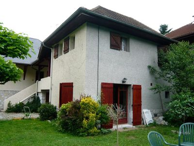 Photo for ST-JORIOZ, Stamp and Quiet, House 10m from the Lake, 9pers