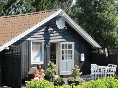 Photo for Gorgeous Holiday Homein Stubbekøbing with Terrace