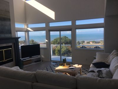 Photo for Fabulous Newly Remodeled Cambria Home. Tons of ocean exposure. Available Monthly