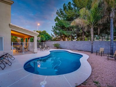 Photo for NEW! 6 BR Chandler Home w/ Heated Pool!