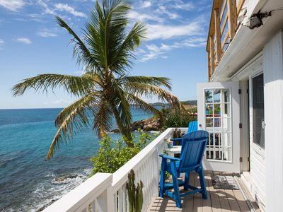 Photo for Peaceful Oceanfront Getaway- Salty Sway III