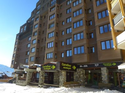 Photo for Apartment Arcelle in Val Thorens - 6 persons, 1 bedrooms