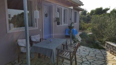 Photo for Holiday home with sea view and farmanimals