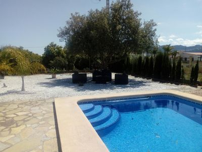 Photo for NEW - Dénia - 4 bedroom villa with private pool at 1km plag