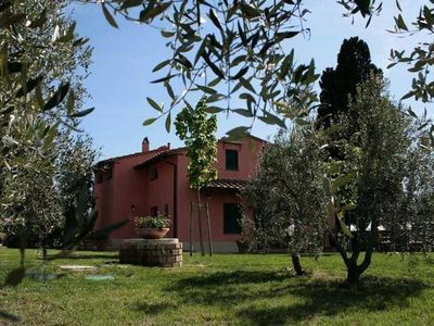 Photo for detached villa with 1000 sqm of garden in the hills, magnificent view