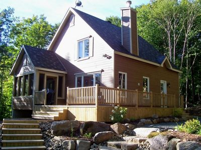 Photo for Cottage for rent - St-Adolphe d'Howard - Laurentians