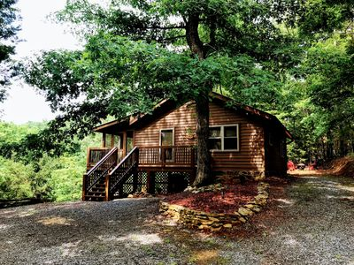 Photo for Comfy & Cozy Mountain Getaway! Relax and unwind in BlueRidge