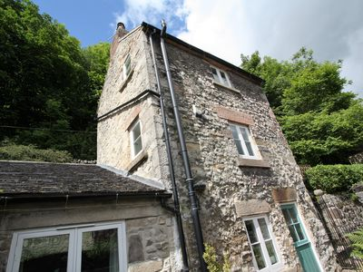 Photo for Tower Cottage is a detached 3 storey stone cottage for up to 4 guests
