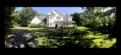 Photo for Perfect Westhampton Summer Rental! Modern Victorian summer home awaits