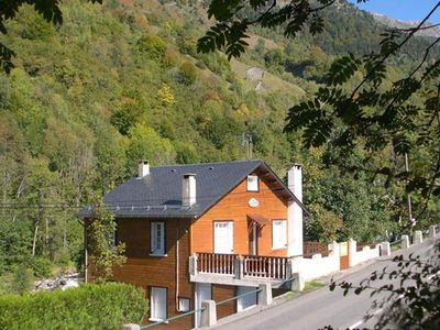 Photo for Charming comfortable chalet in Bareges