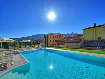 Photo for Apartment in Lucca with 2 bedrooms sleeps 6