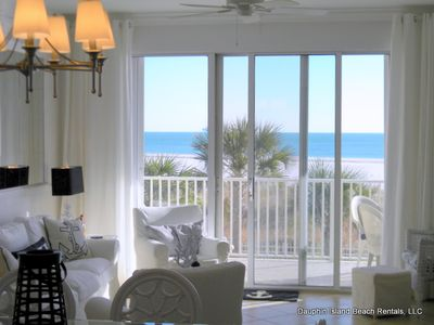 Ocean's Edge - Beautiful, 2/2  condo in the Inn at Dauphin Island, with direct G