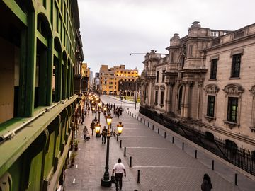 Museum of Congress and Inquisition, Lima, Lima (region), Peru