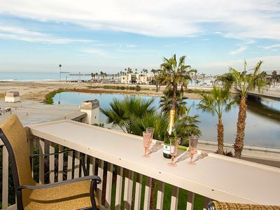 Photo for Just lowered:April/May rates! Panoramic ocean/beach/harbor views wifi/cable