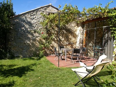 Photo for Cosy holiday home in Drôme, very close to Die (7 km) and gorgeous Vercors