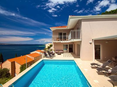 Photo for Villa MAM with private pool, 4 bedrooms, 5 bathrooms, 10 persons max