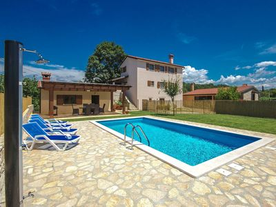 Photo for Beautiful holiday home, in the green inland, 20 minutes drive to the coast