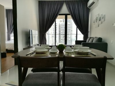 Photo for Garden View Family  Suites l Country Garden Danga Bay