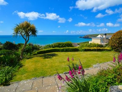 Photo for A magnificently situated, light and airy family holiday home.