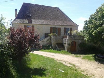 Photo for Gite Payrac, 4 bedrooms, 7 persons