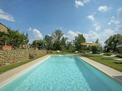 Photo for Vacation home Le Tornaie in Monte San Savino - 14 persons, 7 bedrooms