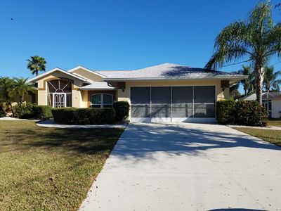 Photo for Cozy, very affordable, 3 beds, 2 baths, solar or optional electric heated pool.