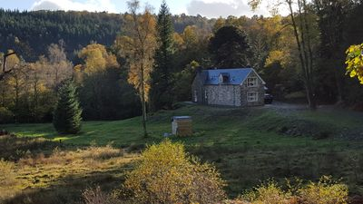 Photo for Exclusive Unique Woodland House Loch Ard Forest/ The Trossachs Aberfoyle