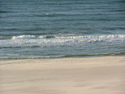 The Beautiful Gulf of Mexico...Right Outside Your Door!