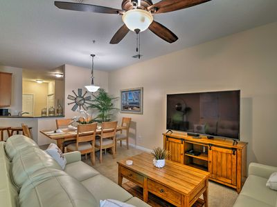 Photo for Central Townhome w/Pool Access ~10 Mins to Disney!