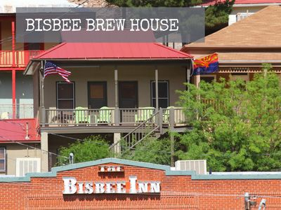 Photo for In the heart of old-town Bisbee with stunning views