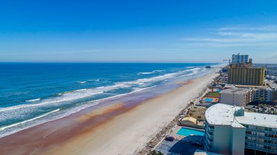 Photo for Direct ocean front condo! 2nd floor ocean front unit also available!