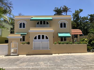 Photo for RENOVATED! Beach House in Dorado / Breñas Estates with access to Private Beach