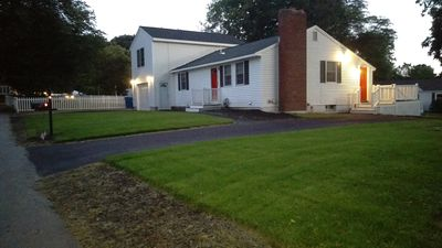 Photo for TEWKSBURY, MA - RANCH HOUSE WITH GARAGE, 3 BEDS, 2 FULL BATHS  - 5 day minimum