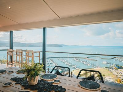 Photo for A coveted water view lifestyle in this stunning Airlie Beach holiday home.