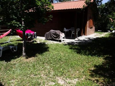Photo for Camping Les Rives du Lac *** - House 3 Rooms 4/5 People