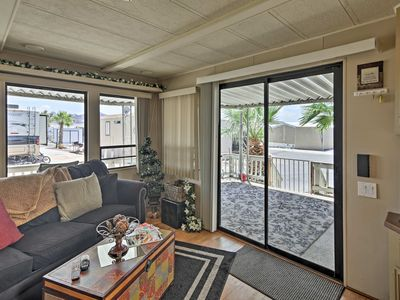 Photo for NEW! Cozy Resort Home - Short Walk to Lake Havasu!