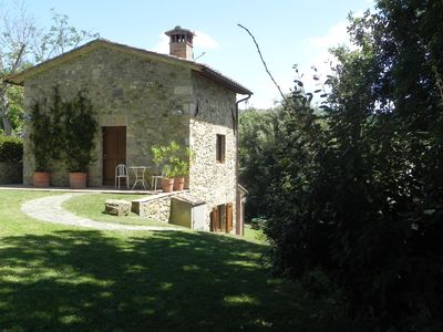 Photo for Il Granaio is located near Siena. Quiet with wonderful views.