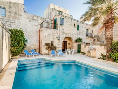 Photo for Dar tas-Soru Villa, Gozo