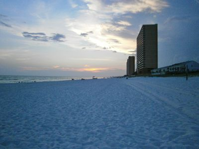 Photo for STEPS TO THE BEACH! Waterview condo. Special Winter rates available!