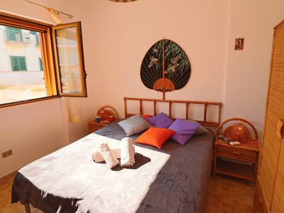 Photo for Holiday Apartment with Wi-Fi, Air Conditioning and Terrace; Garage available; Pets Allowed