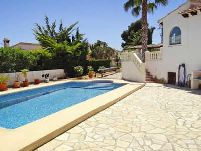 Photo for holiday home, Teulada  in Um Valencia - 4 persons, 2 bedrooms