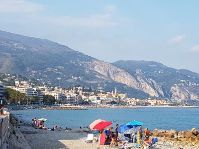 Photo for 2 rooms all comfort at the seaside Menton