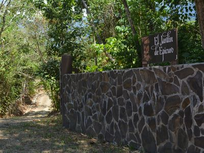 Photo for Ocean and Mountain Views with Lush 4 Acres of Jungle to Roam